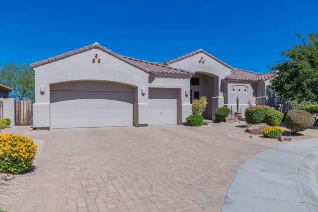 32308 N 58TH Place, Cave Creek, AZ 85331 (MLS #6096721) :: Devor Real Estate Associates