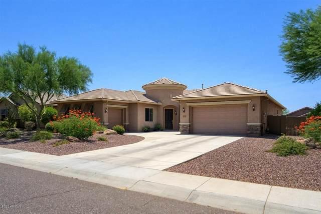 4711 W Culpepper Drive, Phoenix, AZ 85087 (MLS #6096737) :: Devor Real Estate Associates