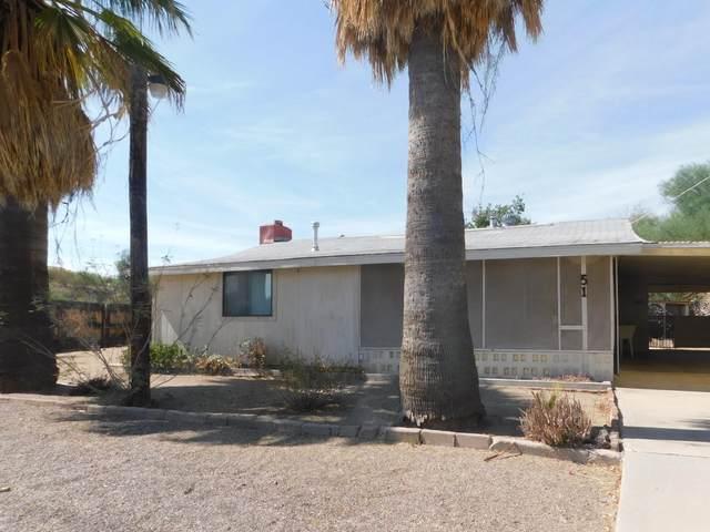 51 S Mariposa Drive, Wickenburg, AZ 85390 (MLS #6096896) :: Yost Realty Group at RE/MAX Casa Grande