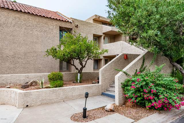 7316 N Via Camello Del Norte #106, Scottsdale, AZ 85258 (MLS #6097167) :: Arizona Home Group