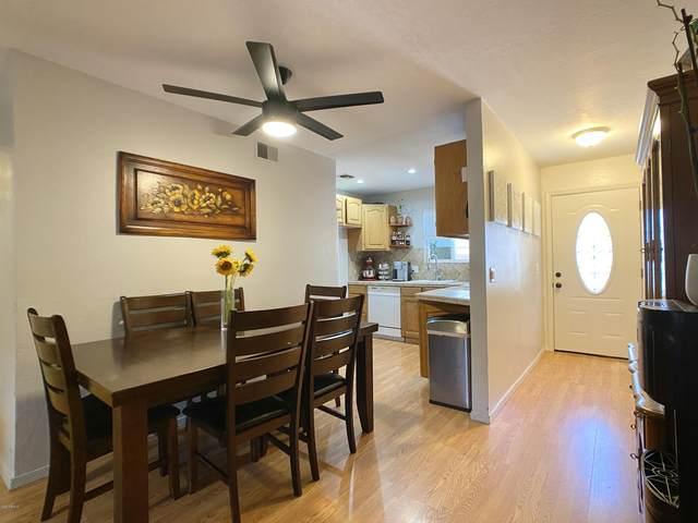3119 N 38TH Street #9, Phoenix, AZ 85018 (MLS #6097264) :: Brett Tanner Home Selling Team