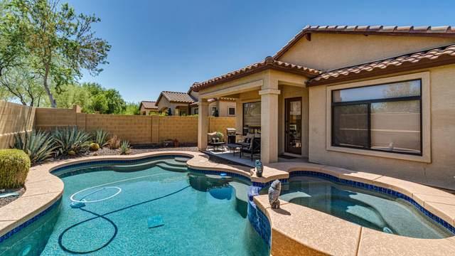 8510 E Indigo Street, Mesa, AZ 85207 (MLS #6097285) :: Klaus Team Real Estate Solutions