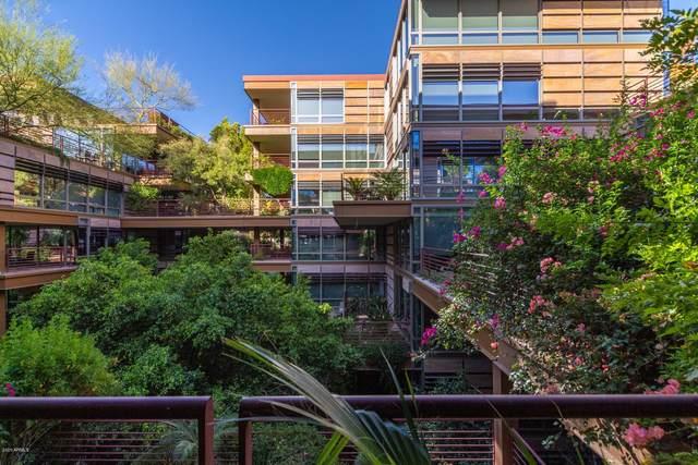 7147 E Rancho Vista Drive #4009, Scottsdale, AZ 85251 (MLS #6097312) :: Midland Real Estate Alliance