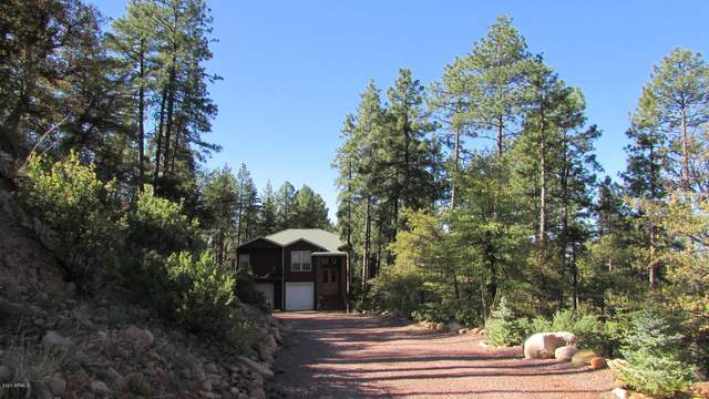 415 E Rim Estates Trail, Payson, AZ 85541 (MLS #6097403) :: The Property Partners at eXp Realty