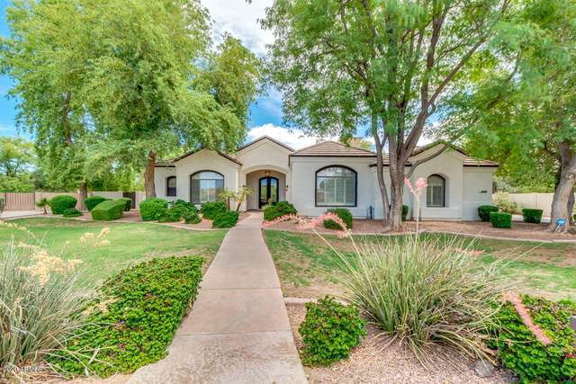 2640 E Cherrywood Place, Chandler, AZ 85249 (MLS #6097525) :: BIG Helper Realty Group at EXP Realty