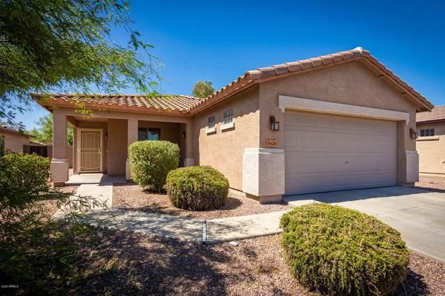 5428 S Dove Valley, Buckeye, AZ 85326 (MLS #6097735) :: Brett Tanner Home Selling Team