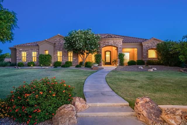 3681 E Sunnydale Drive, Queen Creek, AZ 85142 (MLS #6097883) :: Brett Tanner Home Selling Team