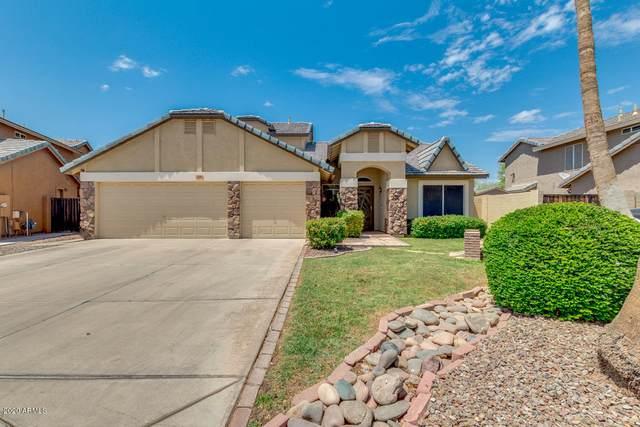 220 E Baylor Lane, Gilbert, AZ 85296 (MLS #6097889) :: Homehelper Consultants