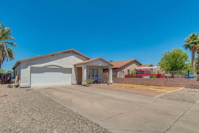 634 N 30TH Place, Phoenix, AZ 85008 (MLS #6097953) :: Brett Tanner Home Selling Team