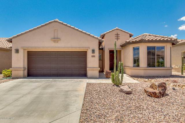 5353 W Buckskin Drive, Eloy, AZ 85131 (MLS #6098125) :: The Results Group