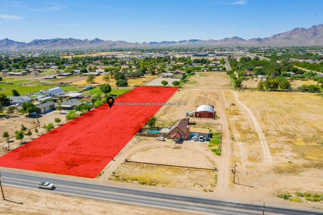 18505 E Chandler Heights Road, Queen Creek, AZ 85142 (MLS #6098373) :: Dave Fernandez Team | HomeSmart