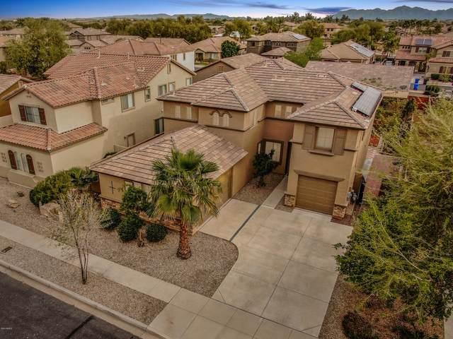 14541 W Cortez Street, Surprise, AZ 85379 (MLS #6098584) :: CANAM Realty Group
