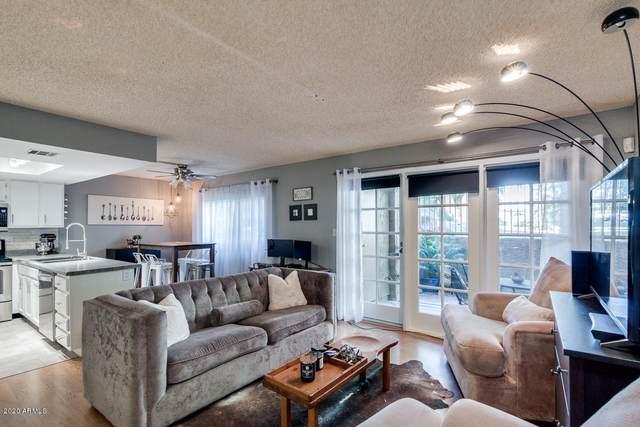 18811 N 19TH Avenue #1017, Phoenix, AZ 85027 (MLS #6098754) :: Homehelper Consultants