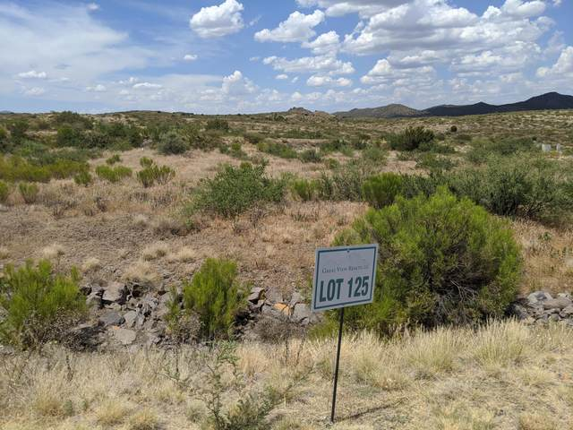 15000 E Upper Ridge Lane, Mayer, AZ 86333 (MLS #6098776) :: Yost Realty Group at RE/MAX Casa Grande
