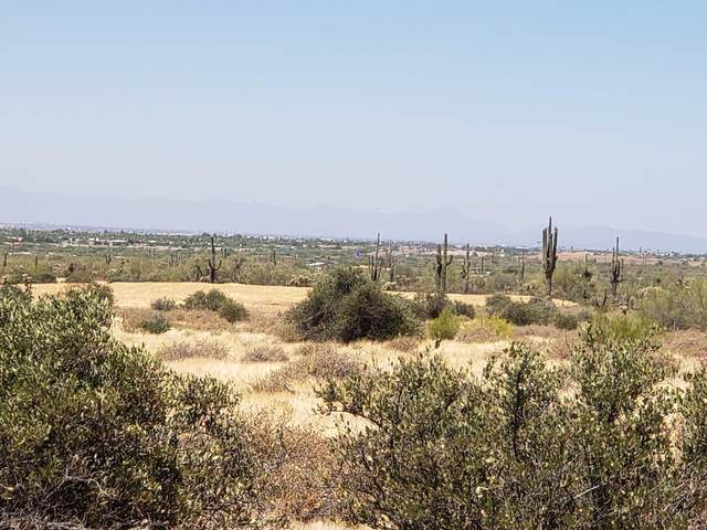 24xx S Barkley (Lot 2) Road, Apache Junction, AZ 85119 (MLS #6098783) :: The Property Partners at eXp Realty
