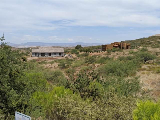 15035 E Upper Ridge Lane, Mayer, AZ 86333 (MLS #6098841) :: Yost Realty Group at RE/MAX Casa Grande