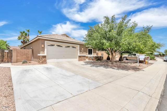 18228 W Port Royale Lane, Surprise, AZ 85388 (MLS #6098892) :: Brett Tanner Home Selling Team