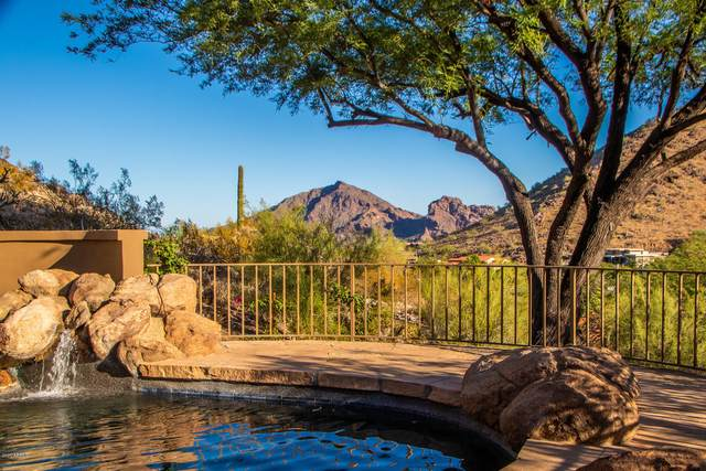 4628 E Foothill Drive, Paradise Valley, AZ 85253 (MLS #6098906) :: Long Realty West Valley
