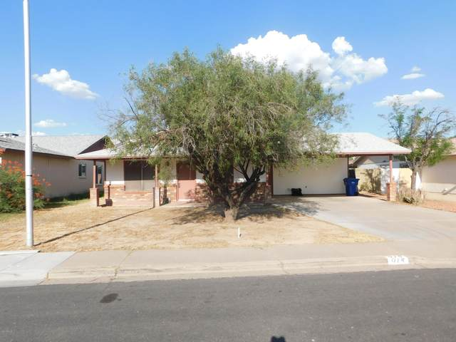 915 S Vineyard Street, Mesa, AZ 85210 (MLS #6098965) :: Yost Realty Group at RE/MAX Casa Grande