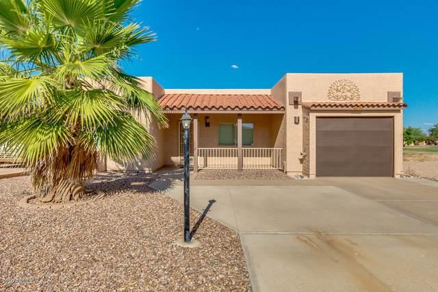 1723 S Pecos Drive, Casa Grande, AZ 85194 (MLS #6099031) :: Lux Home Group at  Keller Williams Realty Phoenix