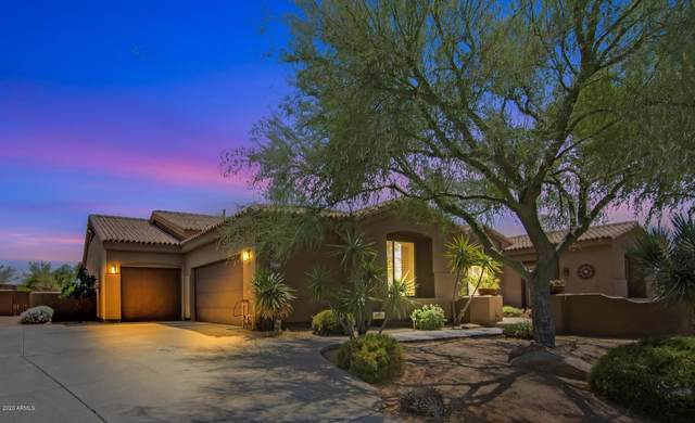 11547 E Cavedale Drive, Scottsdale, AZ 85262 (MLS #6099068) :: Lux Home Group at  Keller Williams Realty Phoenix