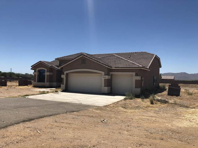 22335 W Patton Road, Wittmann, AZ 85361 (MLS #6099128) :: Riddle Realty Group - Keller Williams Arizona Realty
