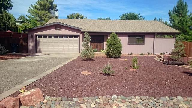 150 Gray Mountain Drive, Sedona, AZ 86336 (MLS #6099208) :: The Property Partners at eXp Realty