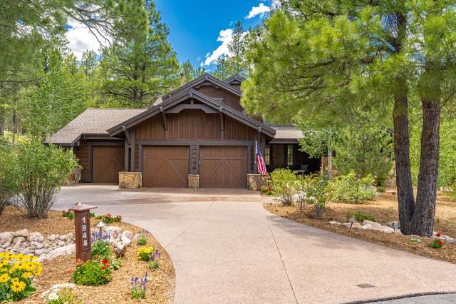 1848 E Sleeper Hollow Court, Flagstaff, AZ 86005 (MLS #6099387) :: Lux Home Group at  Keller Williams Realty Phoenix
