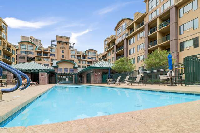 2302 N Central Avenue #204, Phoenix, AZ 85004 (MLS #6099397) :: Balboa Realty