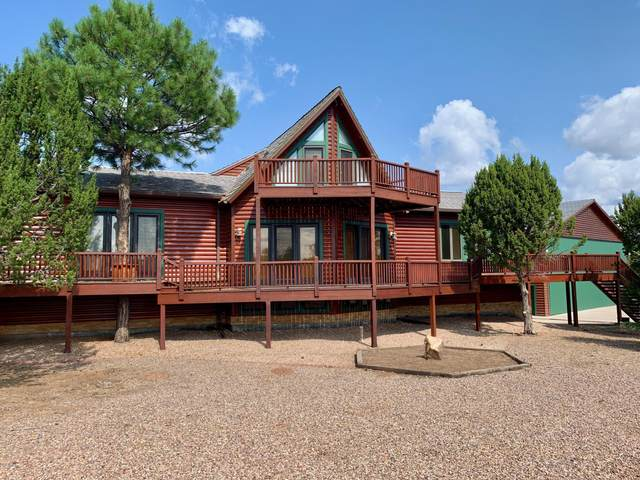 2357 Immelman Circle, Overgaard, AZ 85933 (#6099554) :: Long Realty Company