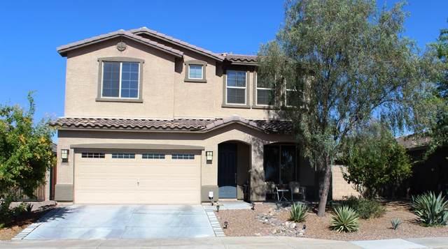8209 S 24TH Avenue, Phoenix, AZ 85041 (MLS #6099572) :: Devor Real Estate Associates