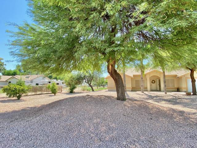 21006 S 194TH Street, Queen Creek, AZ 85142 (MLS #6099815) :: Dijkstra & Co.