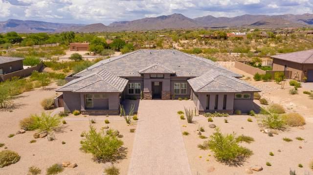 8436 E Arroyo Seco Road, Scottsdale, AZ 85266 (MLS #6099838) :: Russ Lyon Sotheby's International Realty