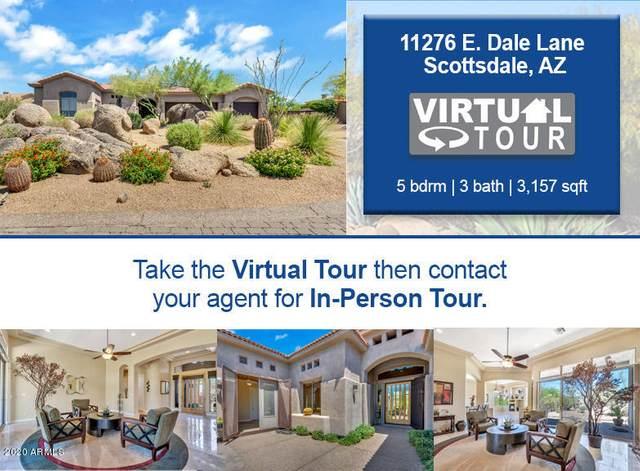 11276 E Dale Lane E, Scottsdale, AZ 85262 (MLS #6099940) :: My Home Group