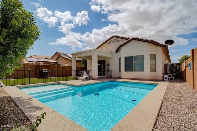 26164 W Burnett Road, Buckeye, AZ 85396 (MLS #6099966) :: neXGen Real Estate