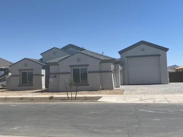 21770 E Russet Road, Queen Creek, AZ 85142 (MLS #6099983) :: Conway Real Estate