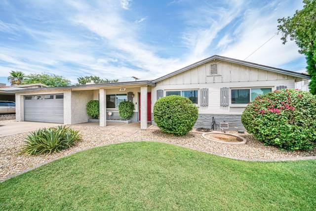 6808 E Loma Land Drive, Scottsdale, AZ 85257 (MLS #6099998) :: neXGen Real Estate