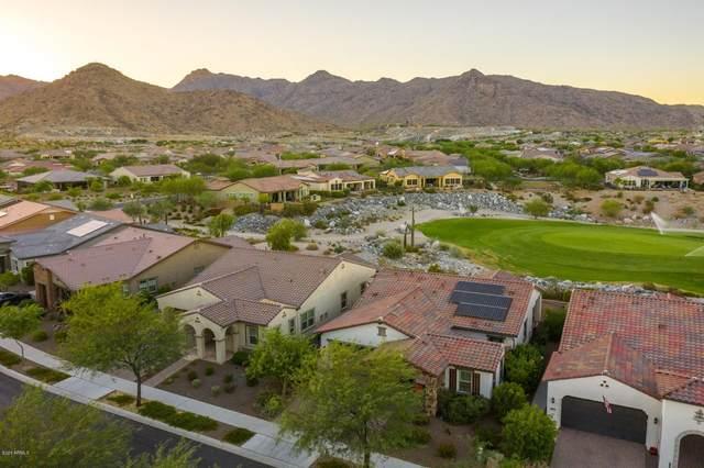 20830 W Hillcrest Boulevard, Buckeye, AZ 85396 (MLS #6100377) :: Arizona Home Group