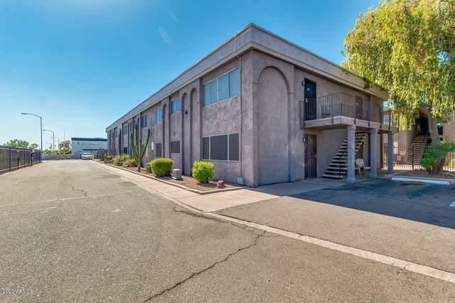 424 W Brown Road #244, Mesa, AZ 85201 (MLS #6100382) :: Nate Martinez Team