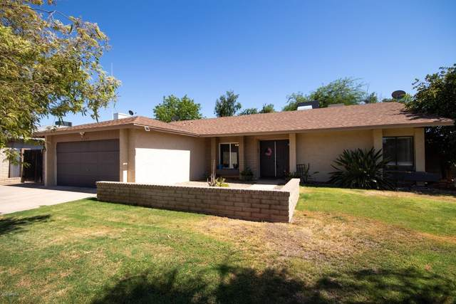 1127 W Plata Avenue, Mesa, AZ 85210 (MLS #6100576) :: Arizona Home Group