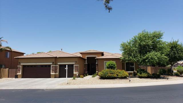 18206 W Lisbon Lane, Surprise, AZ 85388 (MLS #6100653) :: Klaus Team Real Estate Solutions