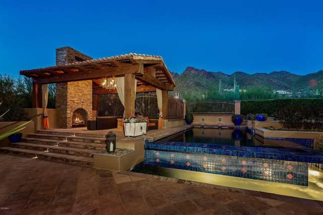 21413 N 110TH Place, Scottsdale, AZ 85255 (MLS #6100881) :: The Carin Nguyen Team