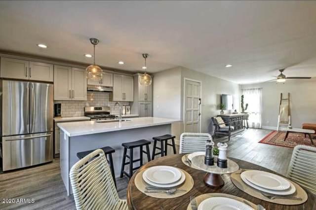 4950 N Miller Road #104, Scottsdale, AZ 85251 (MLS #6100939) :: Revelation Real Estate