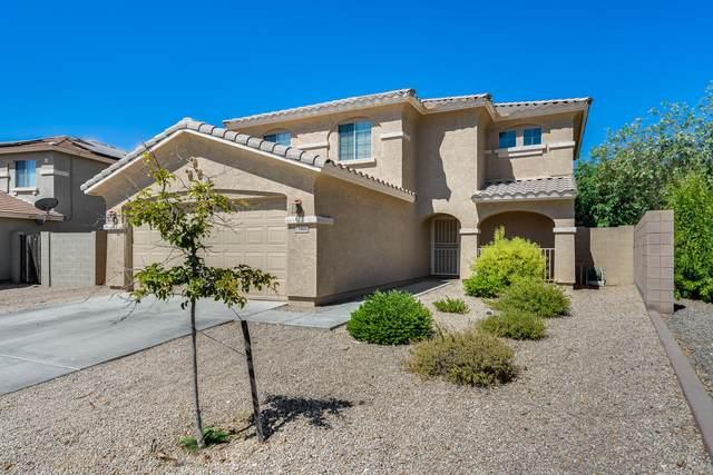 14978 N 172ND Drive, Surprise, AZ 85388 (MLS #6101177) :: The Laughton Team