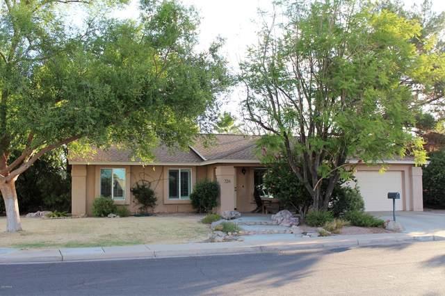 726 W Los Lagos Vista Avenue, Mesa, AZ 85210 (MLS #6101184) :: Arizona Home Group