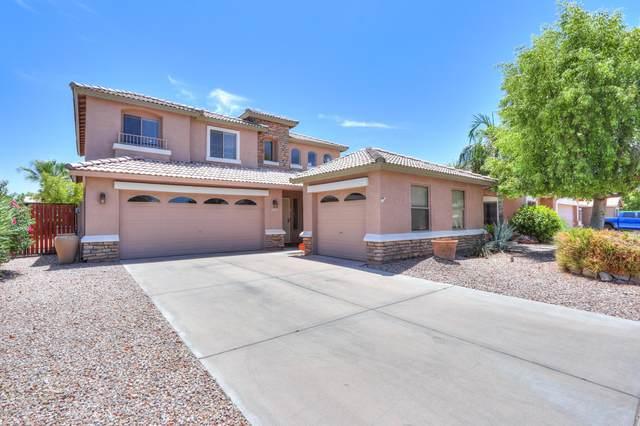 1575 E Eagle Court, Casa Grande, AZ 85122 (MLS #6101272) :: My Home Group