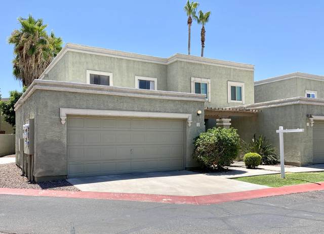 815 E Grovers Avenue #32, Phoenix, AZ 85022 (MLS #6101539) :: Arizona Home Group