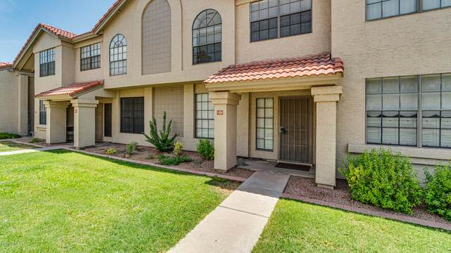 3930 W Monterey Street #103, Chandler, AZ 85226 (MLS #6101706) :: The Carin Nguyen Team