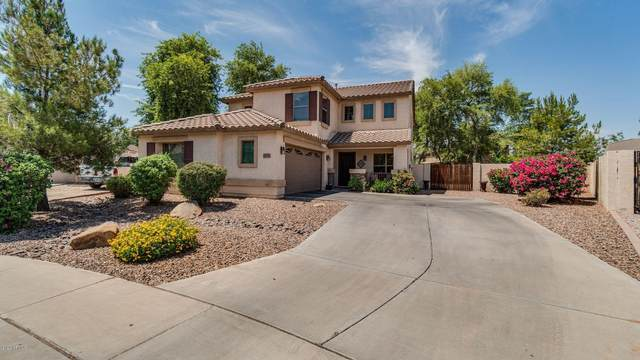 2974 S Chaparral Boulevard, Gilbert, AZ 85295 (MLS #6102049) :: Lux Home Group at  Keller Williams Realty Phoenix