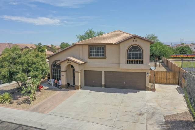 794 E Rolls Circle, San Tan Valley, AZ 85143 (MLS #6102180) :: Conway Real Estate